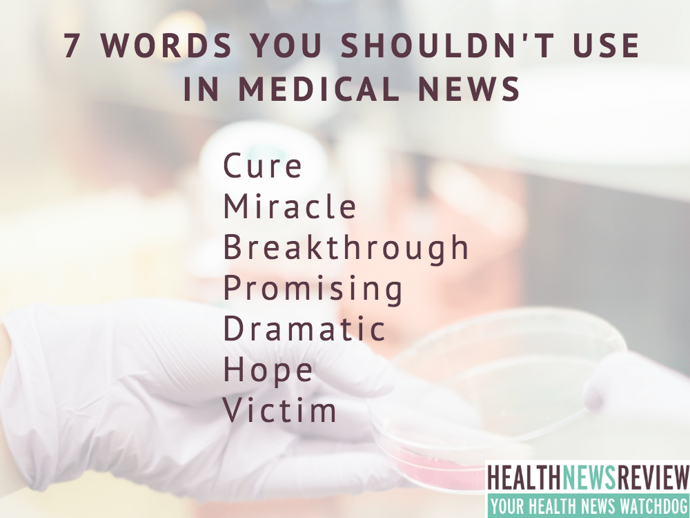 7 words you shouldn t use in medical news
