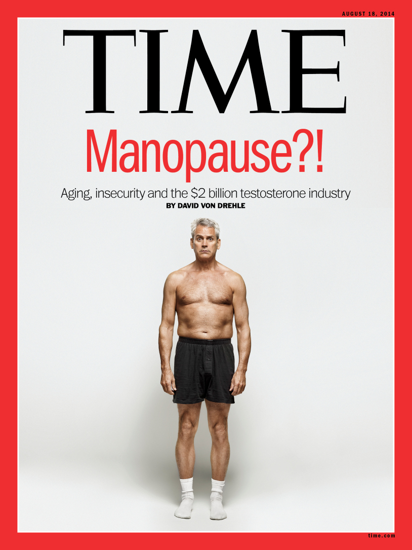 "Does ""Manopause"" really warrant one of TIME's 52 covers"