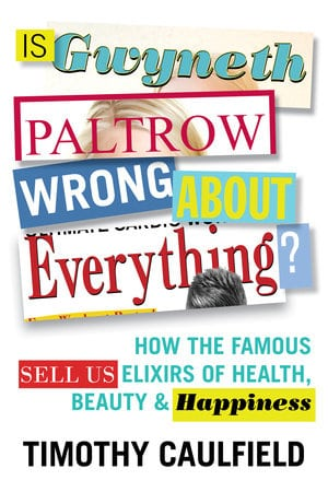 Caulfield Paltrow book