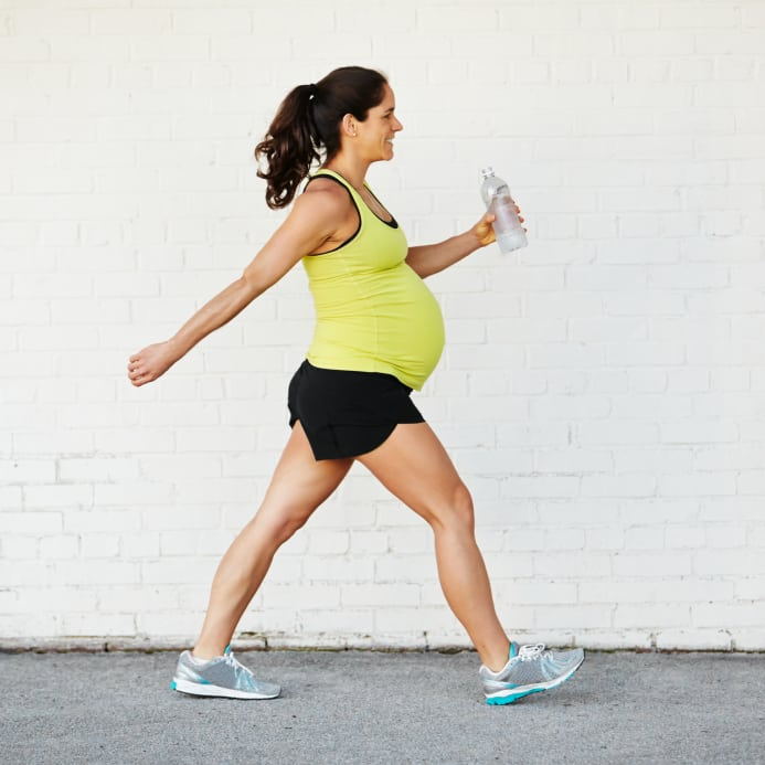 Diet and exercise during pregnancy: benefits-focused ...