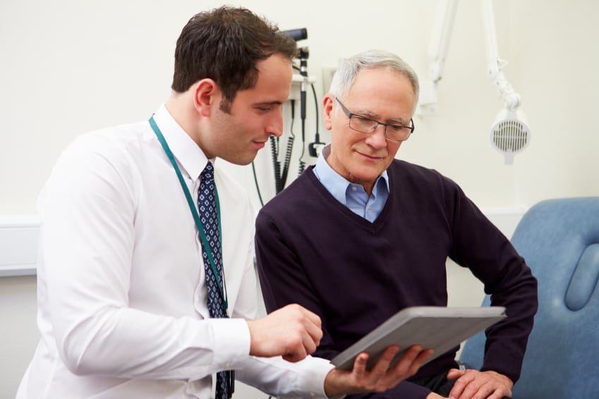 Shared decision-making is key when it comes to prostate cancer screening.