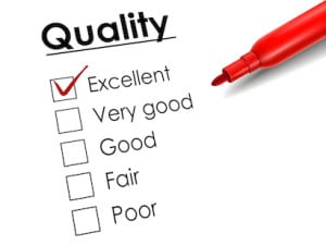 quality report card