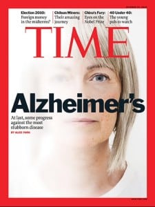 TIME 2010 Alzheimers cover