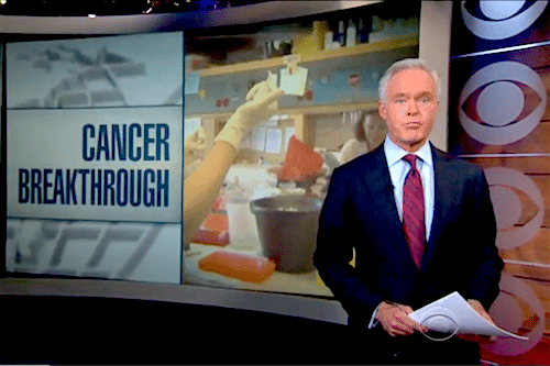 CBS Cancer Breakthrough