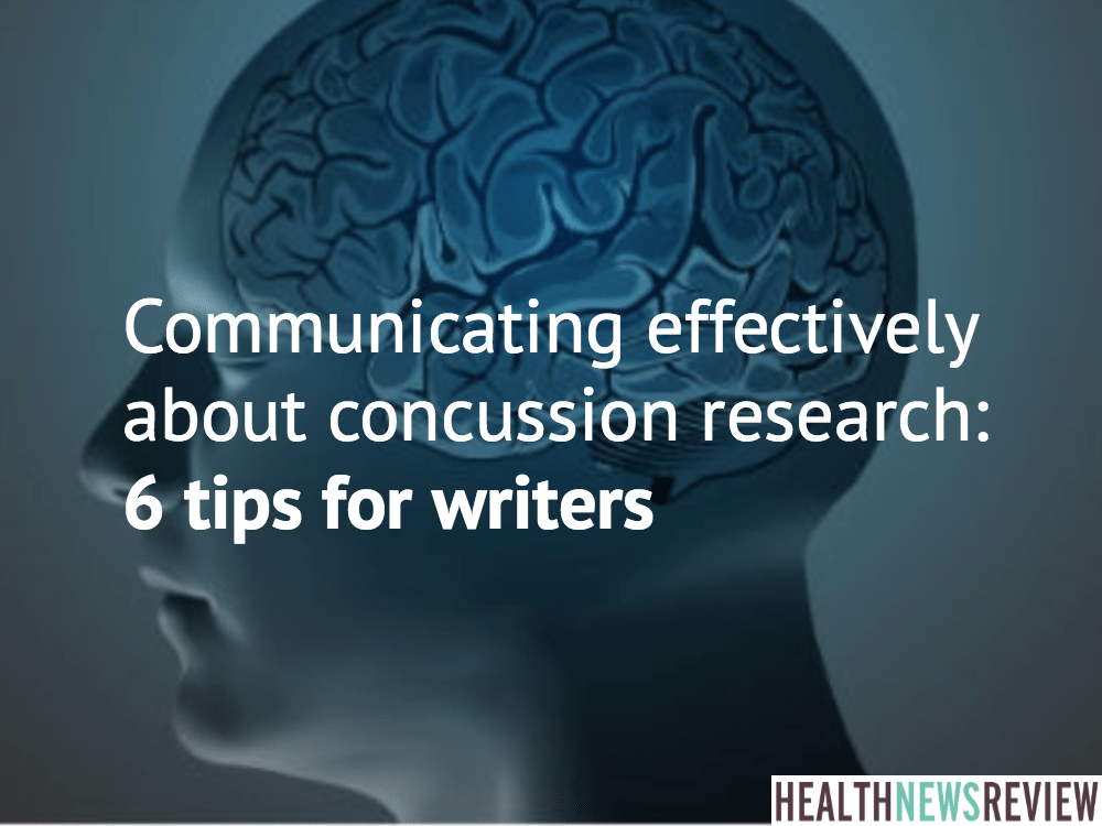 These Three Tests Detect Concussion 100 >> Tips For Communicating Effectively About Concussion Tests