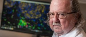 Immunotherapy researcher Jim Allison