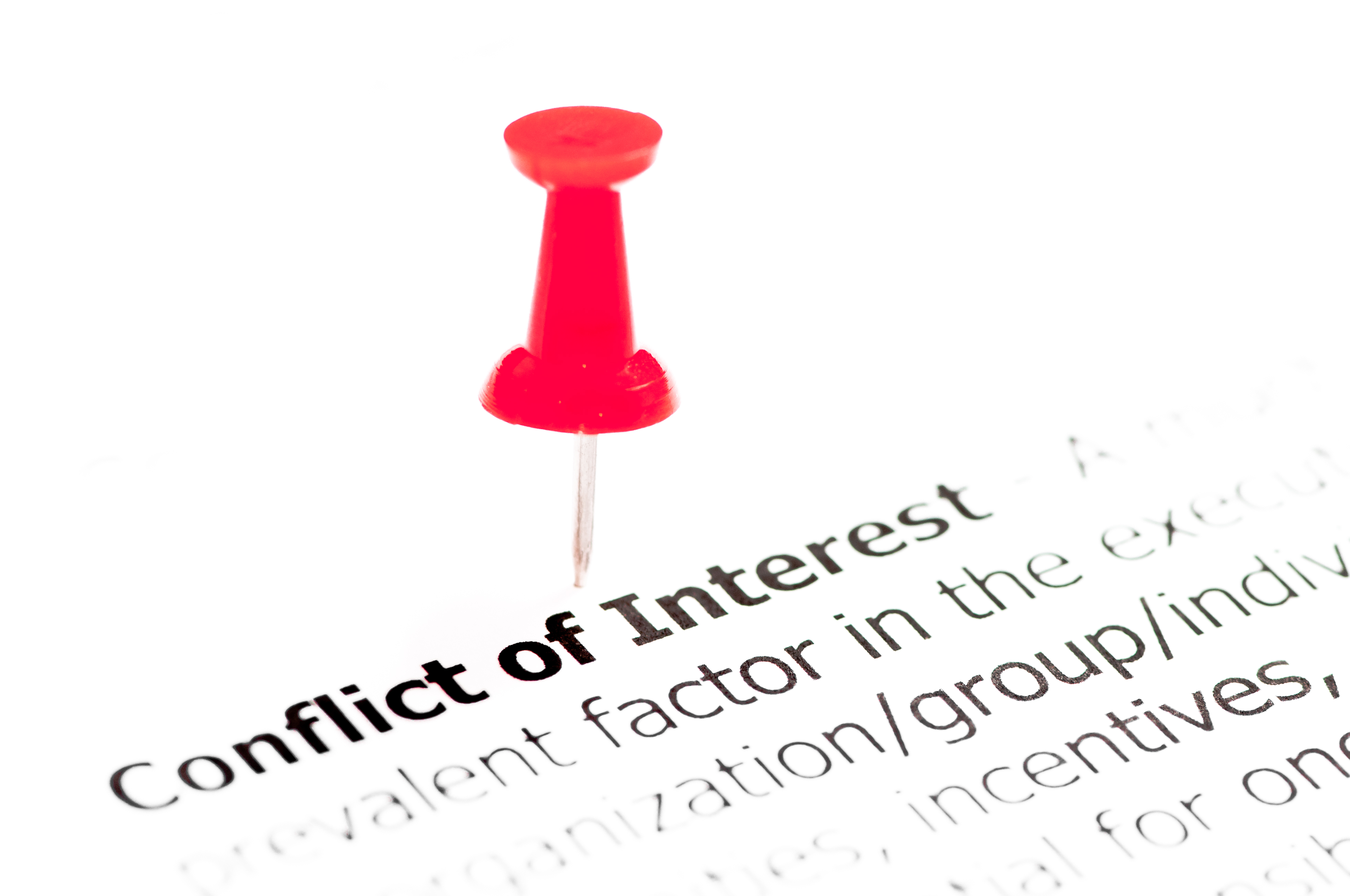 an analysis of the conflicts of interest Conflicts of interest in the stock recommendations of investment banks and their determinants - volume 44 issue 5 - chung-hua shen, hsiang-lin chih.
