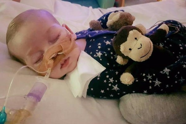 Charlie Gard's doctor said his life became a 'soap opera'