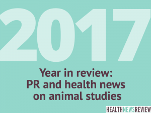 health news on animal studies