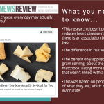 cheese and heart disease
