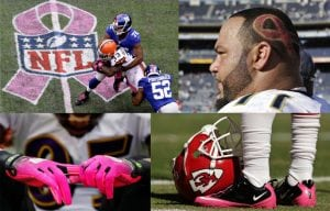 NFL pink breast cancer