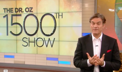 'The Doctors' & 'The Dr. Oz Show'