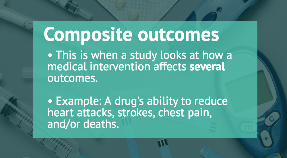 composite outcomes in clinical trials