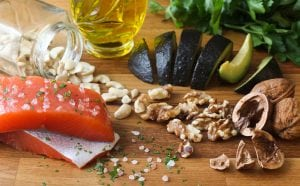 diet, mediterranean, fish, nuts, oil