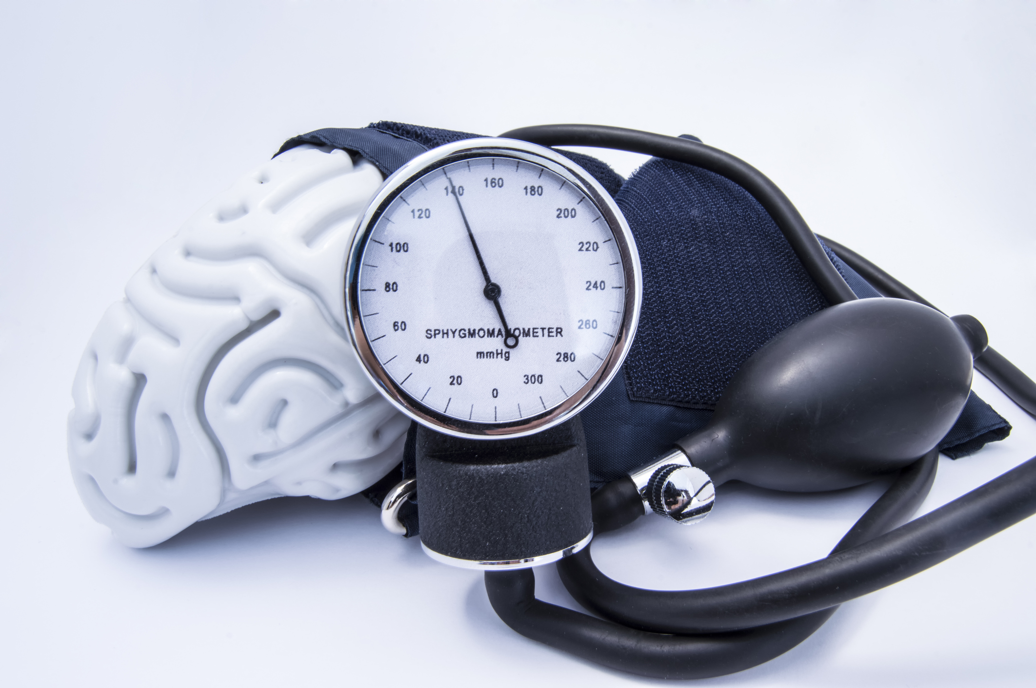 blood pressure dementia