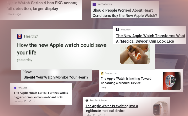 Apple Watch heart monitor -- what journalists overlooked