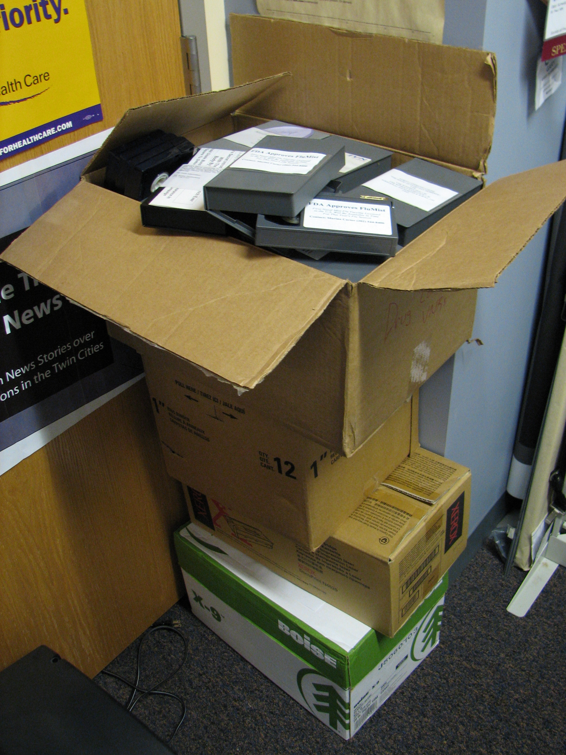 stack of VNR boxes.JPG